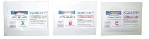 CANINE-EXT™ - Part B - Semen Extender for Dogs