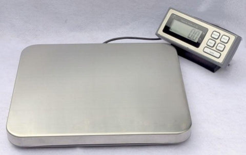 Vat Platform Scales for Extender Mixing Vats