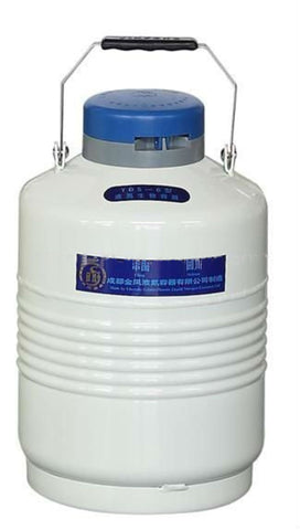 GP Liquid Nitrogen Storage Tank 10L
