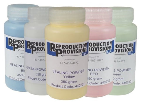 SEALING POWDER- for straws - White - 750 grams