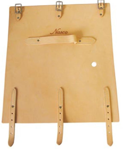 A.V. COVER, MO MODEL, LEATHER, 16""