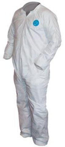 TYVEK COVERALL LARGE