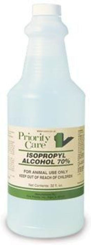 ISOPROPYL ALCOHOL 70% - 32oz