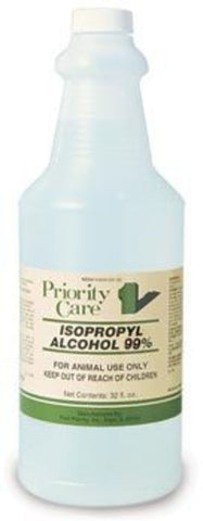 ISOPROPYL ALCOHOL 99% - 32oz