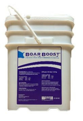 BoarBoost Boar Semen Boosting Supplement - 20 lb