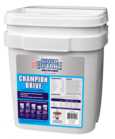 Purina - High Octane® - Champion Drive®