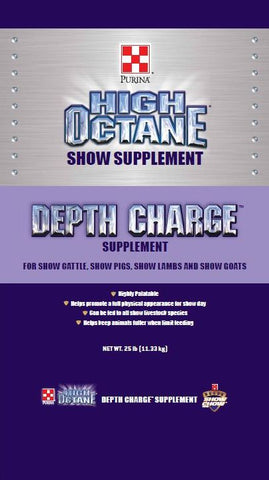 Purina - High Octane® - Depth Charge®
