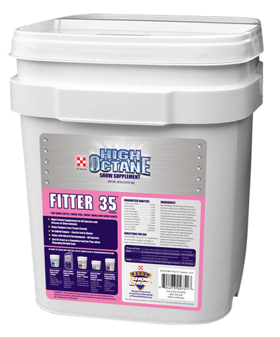 Purina - High Octane® - Fitter 35®