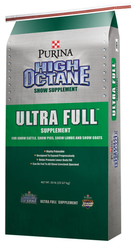 Purina - High Octane® - Ultra Full®