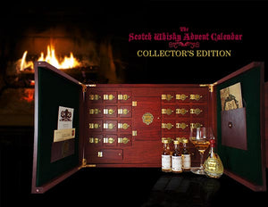 "2nd Edition Scotch Whisky Advent Calendar ""Collectors Edition"""