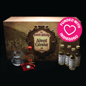6th Edition Scotch Whisky Advent Calendar (2019)