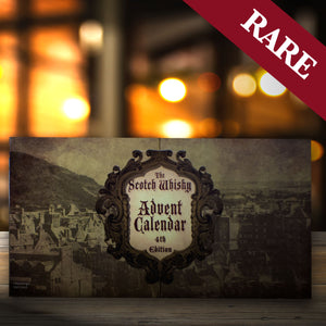 4th Edition Scotch Whisky Advent Calendar
