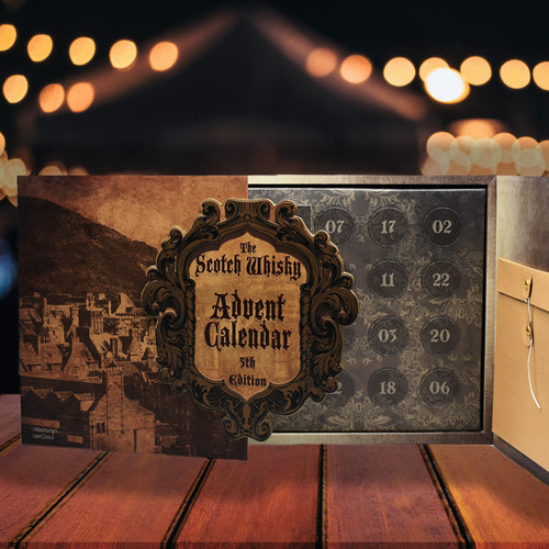 5th Edition Scotch Whisky Advent Calendar *2018*