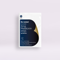 Be rested - Melatonin Strips 3mg