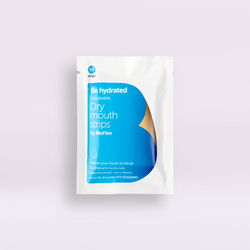Be hydrated - Dry Mouth Strips