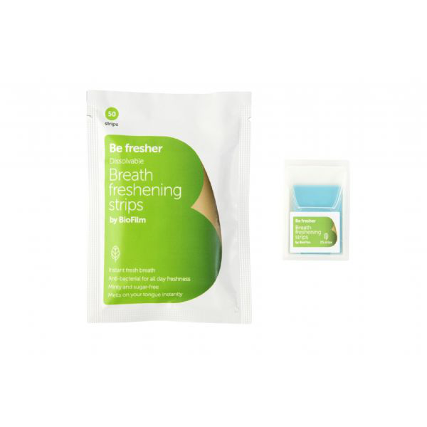 Be fresher - Breath Freshening Strips