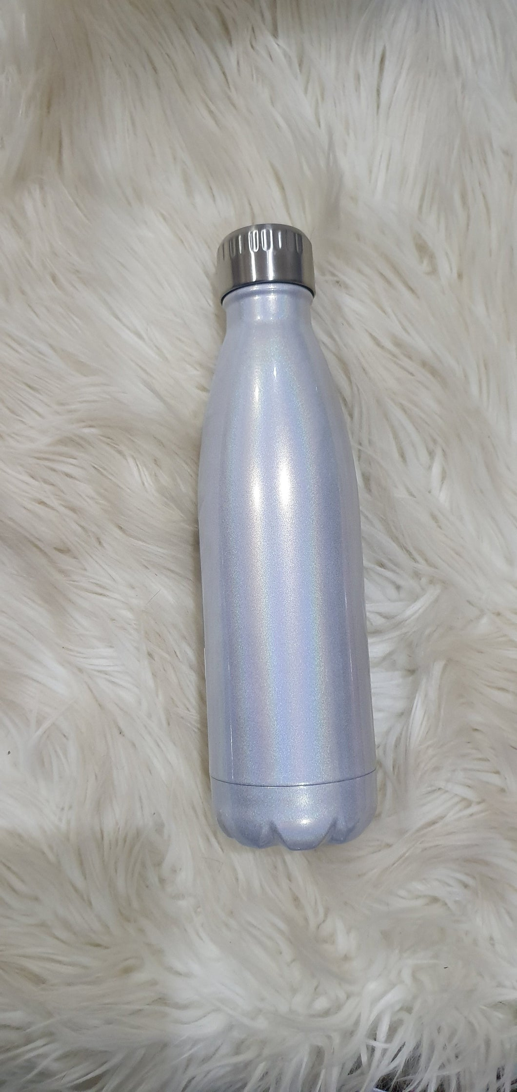 Pearl 500ml Oasis Insulated drink bottle with shimmer