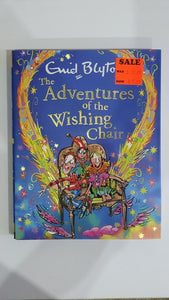 The adventures of the wishing chair book