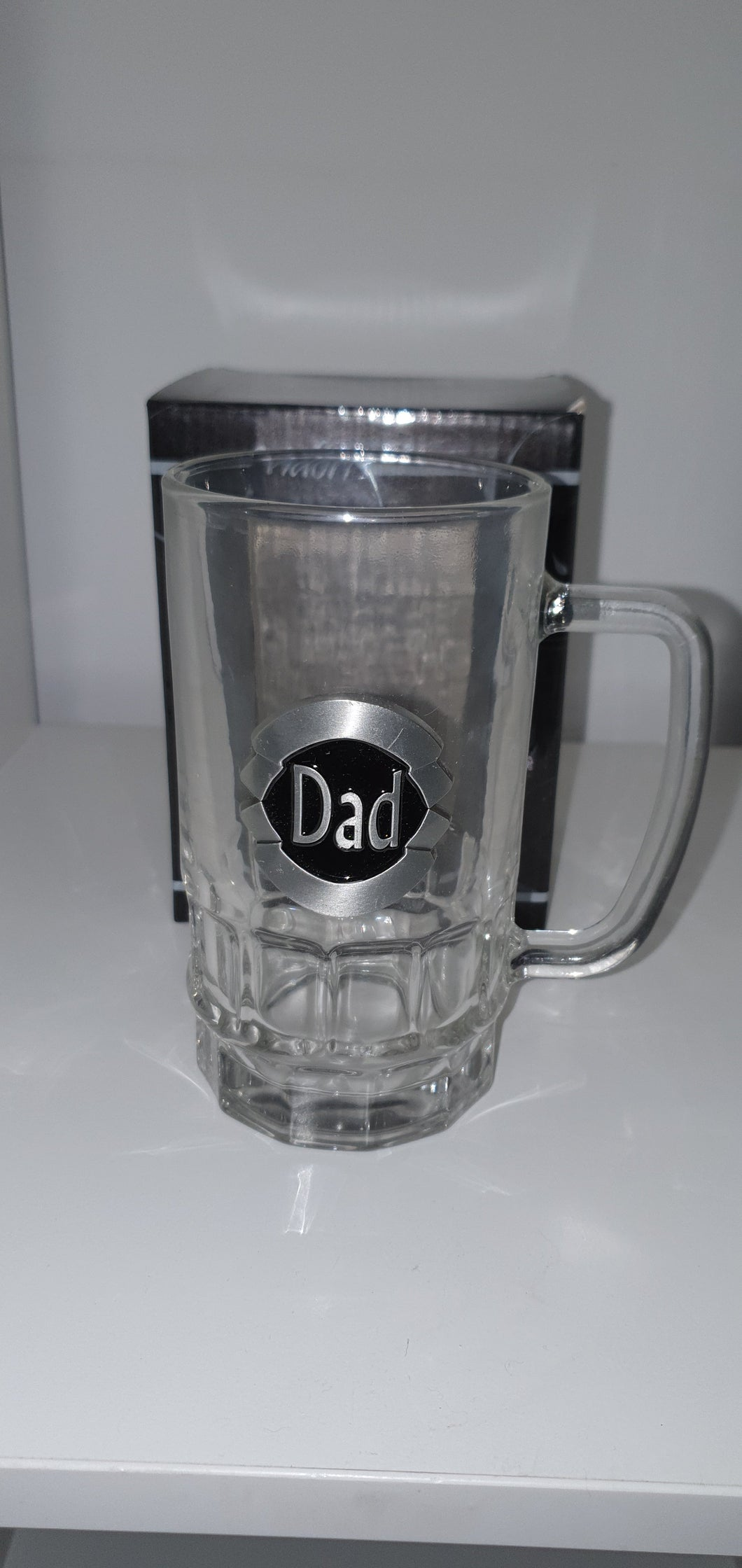Dad beer glass - Gift a Little gift shop