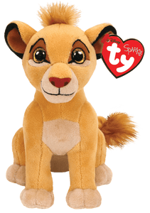 Simba beanie boo - Gift a Little gift shop