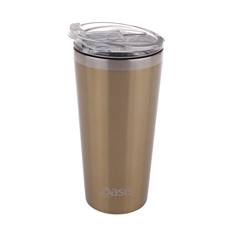 Oasis double wall travel mug 480ml