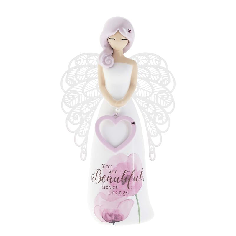 You are beautfiul 155mm You are an angel figuire-Gift a Little gift shop