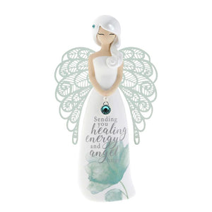 Healing Energy 155mm You are an Angel figurine-Gift a Little gift shop