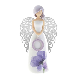 Always Believe 155mm You are an Angel Figurine-Gift a Little gift shop