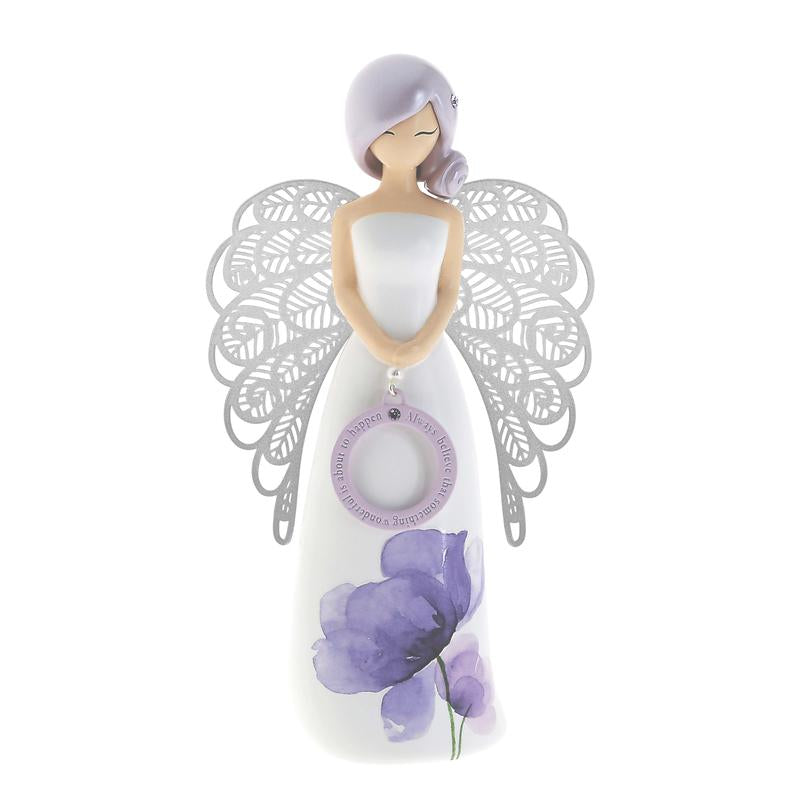 Always Believe 155mm You are an Angel Figurine