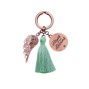 Hopes And Dreams Keychain - You Are An Angel