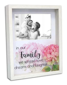 Magic Moments Photo Frame 6x4 Family