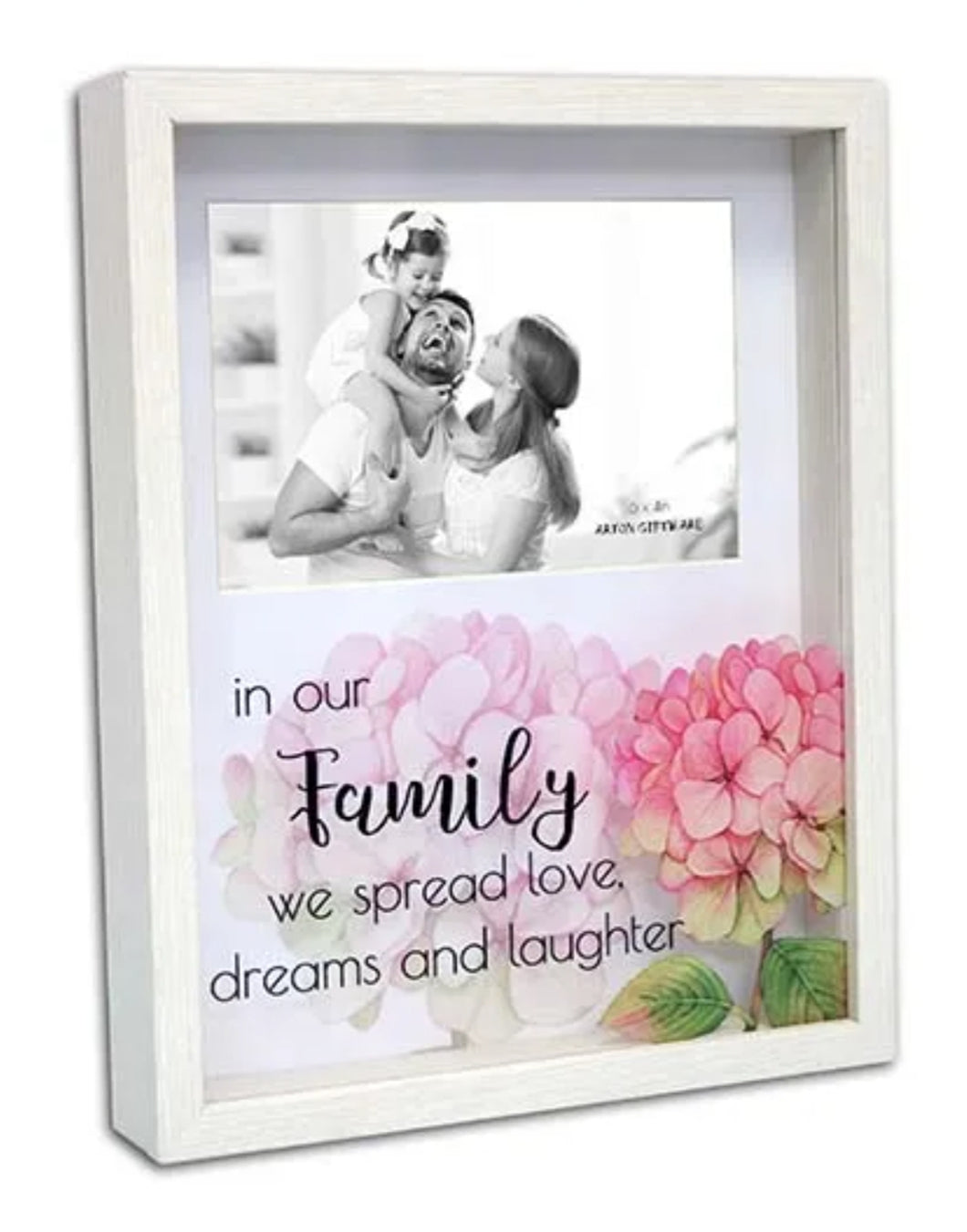 Magic Moments Photo Frame 6x4 Family-Gift a Little gift shop