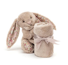 Load image into Gallery viewer, Jellycat Blossom Bea Beige Bunny Soother-Gift a Little gift shop