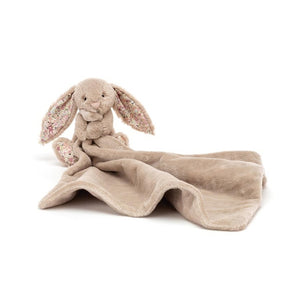 Jellycat Blossom Bea Beige Bunny Soother-Gift a Little gift shop