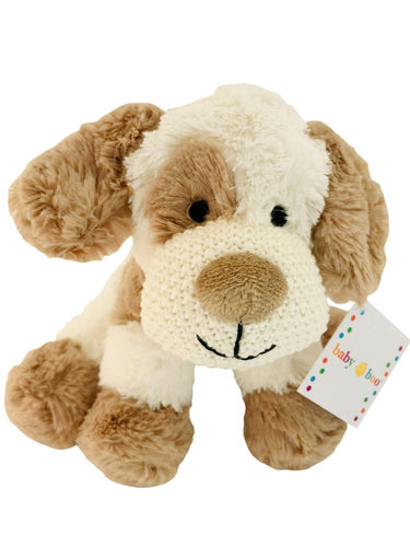Spotty Dog baby teddy-Gift a Little gift shop