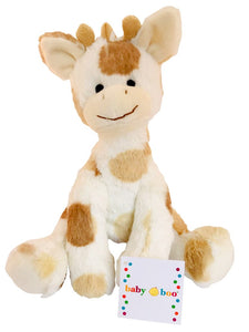 Spotty Giraffe baby teddy-Gift a Little gift shop
