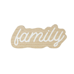 Family - Blockwords - Gift a Little gift shop
