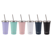 Load image into Gallery viewer, Oasis Smoothie tumblers-Gift a Little gift shop