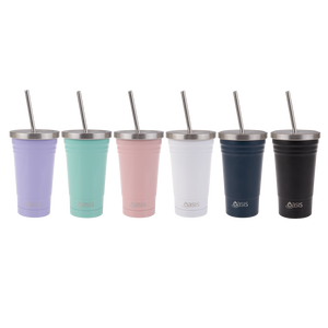 Oasis Smoothie tumblers