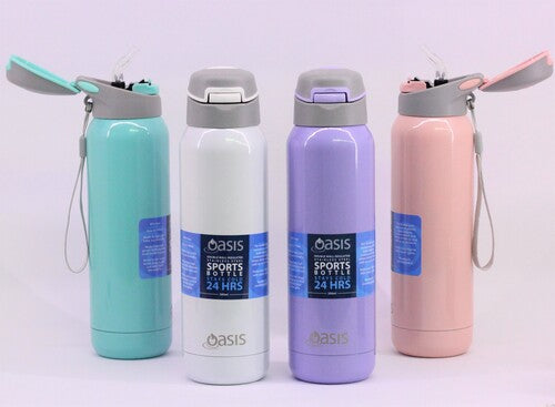 Oasis 500ml sports bottle-Gift a Little gift shop