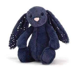 Jellycat Bashful stardust Bunny Medium-Gift a Little gift shop