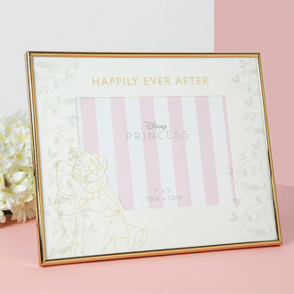Wedding Frame: Cinderella & Prince - Gift a Little gift shop