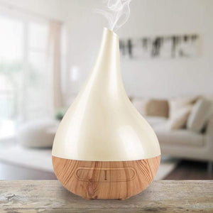 Aroma Bloom diffuser - colour changing lights - Gift a Little gift shop
