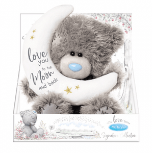 Me to you bear - moon and back - Gift a Little gift shop