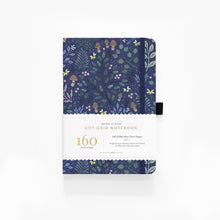 Load image into Gallery viewer, Archer and Olive A5 Into The Forest 160 Pages Dot Grid Notebook - Front Cover with Sleeve - Paper Dream