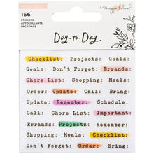 Charger l'image dans la galerie, Maggie Holmes Day-To-Day Planner Mini Sticker Book - Paper Dream