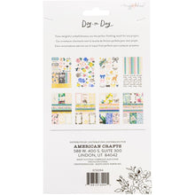 Charger l'image dans la galerie, Maggie Holmes day to day icons planner sticker book back american crafts - Paper Dream