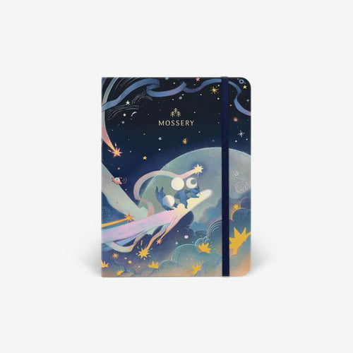Cosmic Adventures Notebook Cover