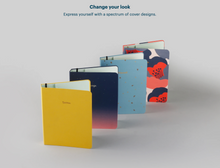 Charger l'image dans la galerie, Mossery Notebook Covers - Paper Dream