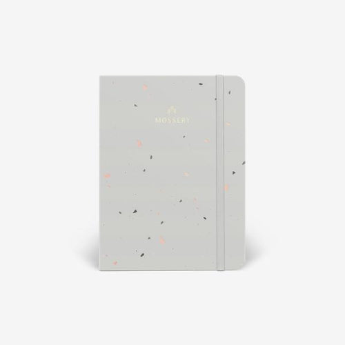 Mossery Stone Speckle Notebook Cover
